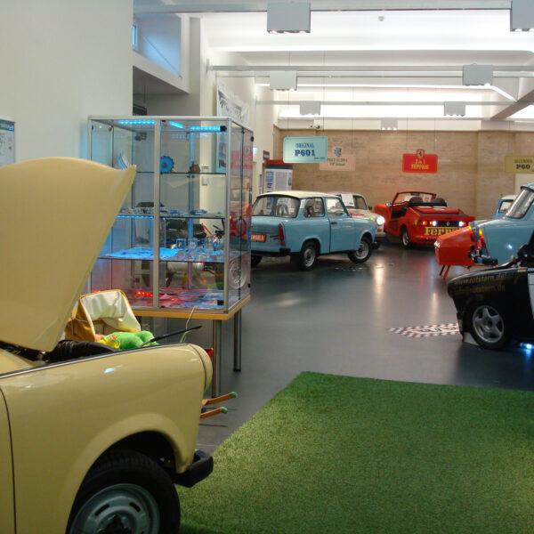 Trabi Museum - Berlijn - Duitsland