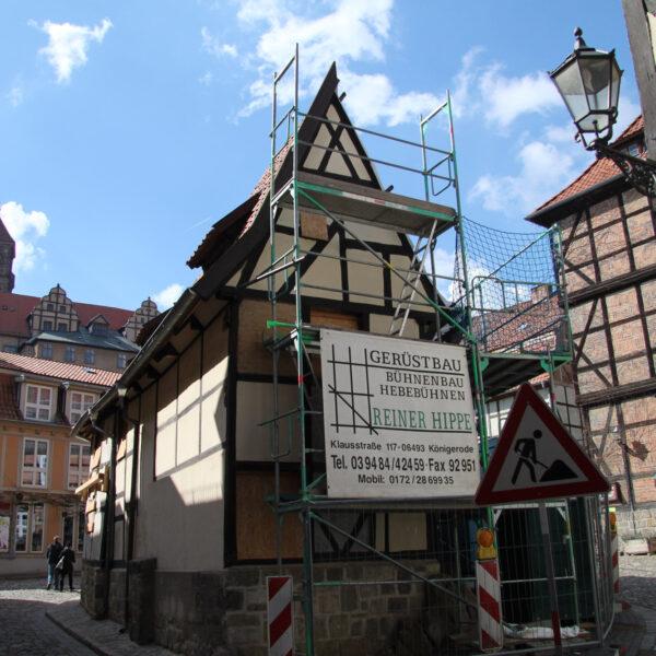 Finkenherd - Quedlinburg - Duitsland