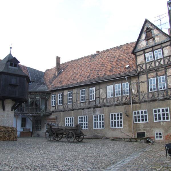 Fleischhof - Quedlinburg - Duitsland