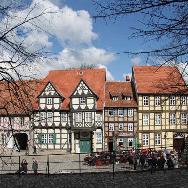 Klopstockhaus - Quedlinburg - Duitsland