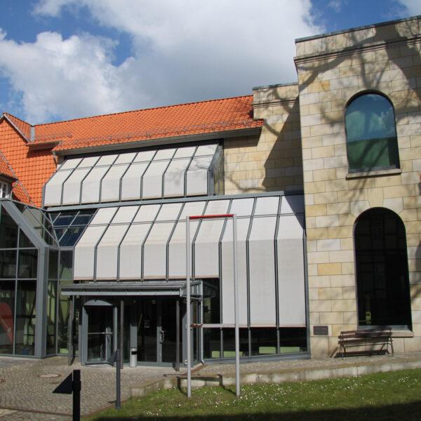 Lyonel Feininger Gallery - Quedlinburg - Duitsland