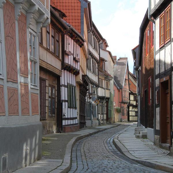 Quedlinburg - Duitsland