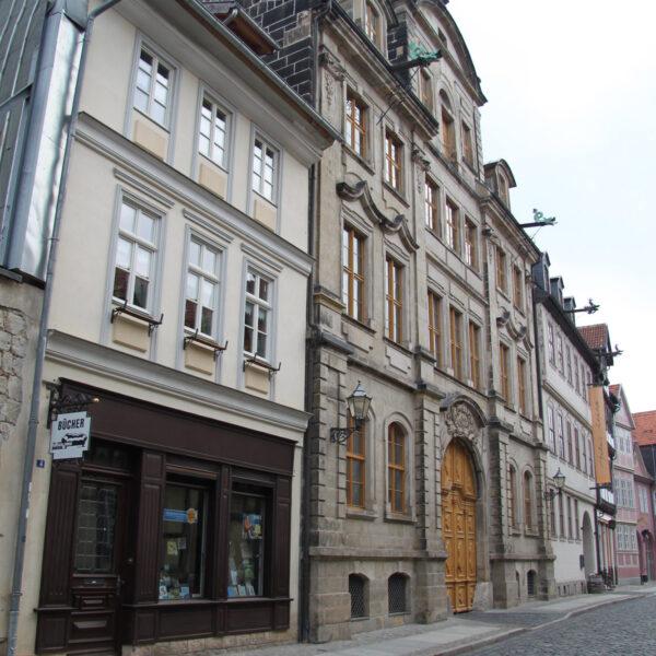 Salfeldt Palais - Quedlinburg - Duitsland