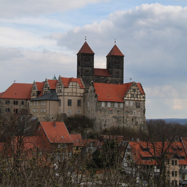 Schloss Quedlinburg - Quedlinburg - Duitsland