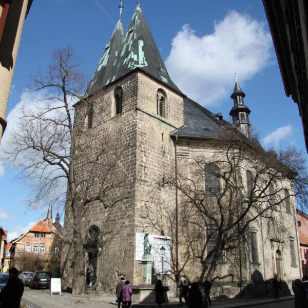 St. Blasii - Quedlinburg - Duitsland