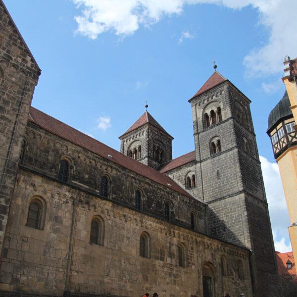 St. Servatius Kirche - Quedlinburg - Duitsland