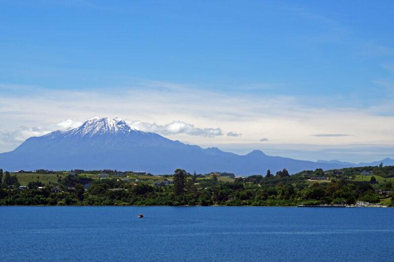 Volcán Calbuco barst uit