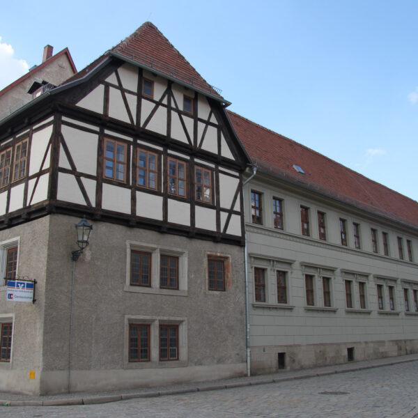 Weisser Engel - Quedlinburg - Duitsland