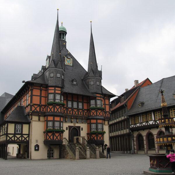 Wernigerode - Duitsland