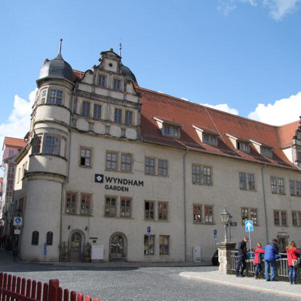 Quedlinburger Stadtschloss - Quedlinburg - Duitsland