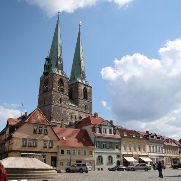 St. Nikolai Kirche - Quedlinburg - Duitsland