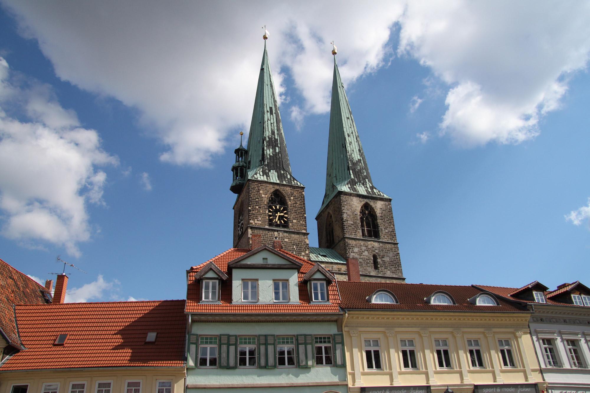 St Nikolai Kirche