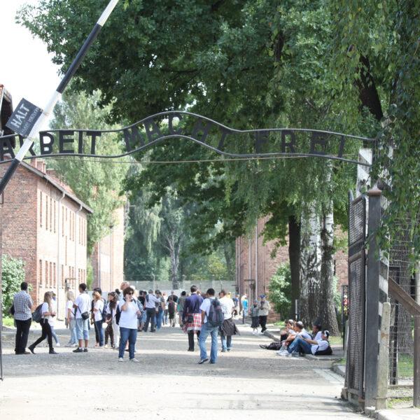 Auschwitz: terechte woede en gebrek aan respect?