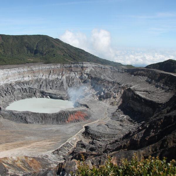Parque Nacional Volcán Poás - Costa Rica