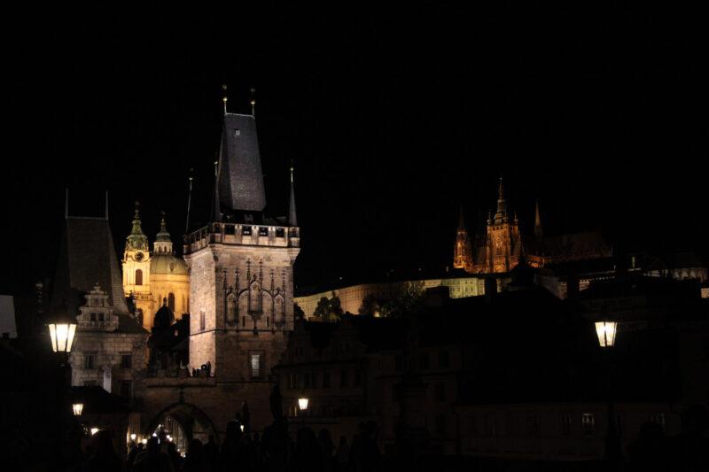 Bierpersreis Tsjechië - Karelsbrug en Praagse burcht