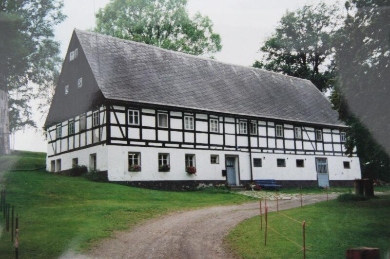 Friedebach - Dorp vol herinneringen