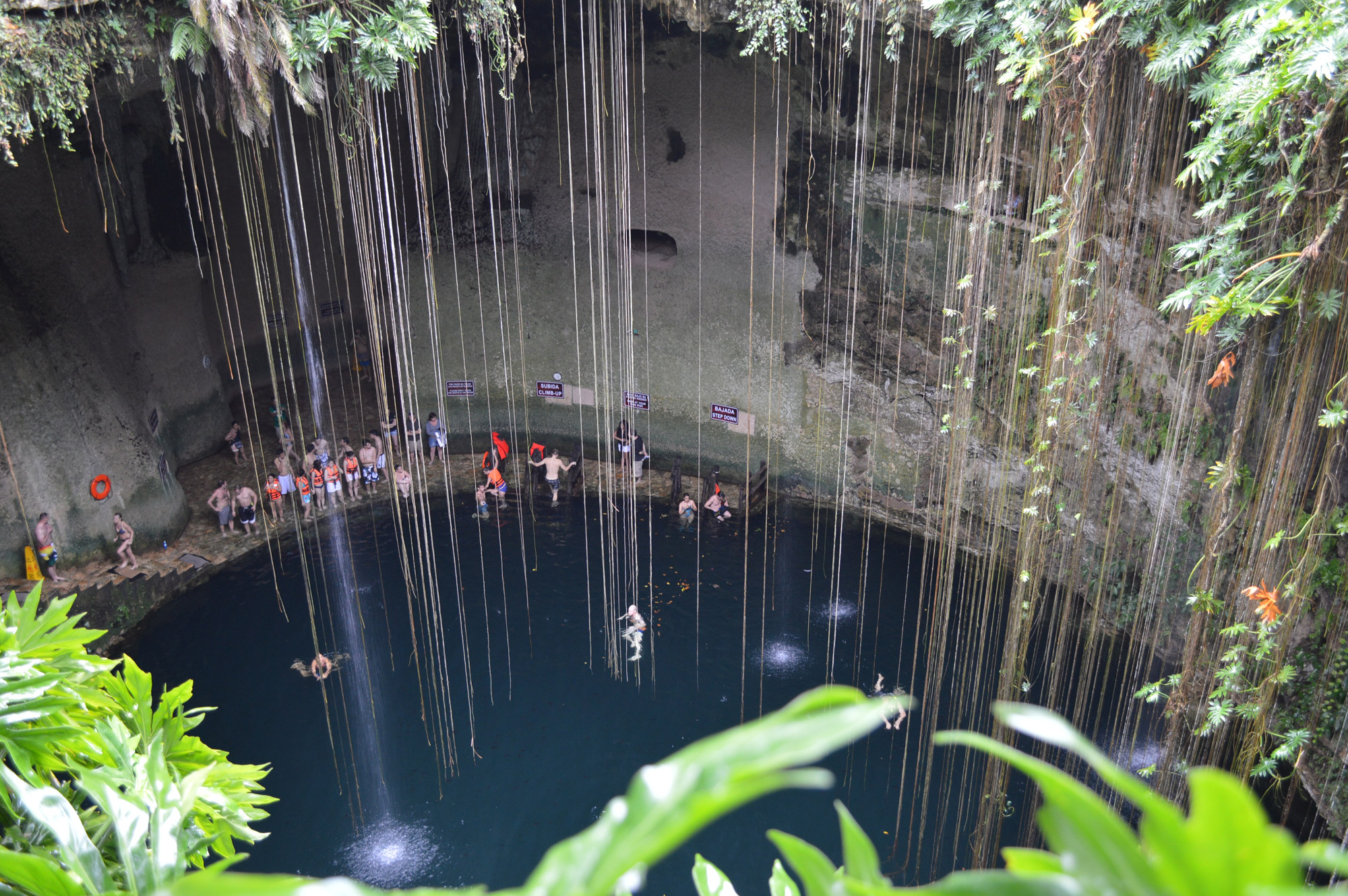 Op mijn wishlist: Cenote in Mexico