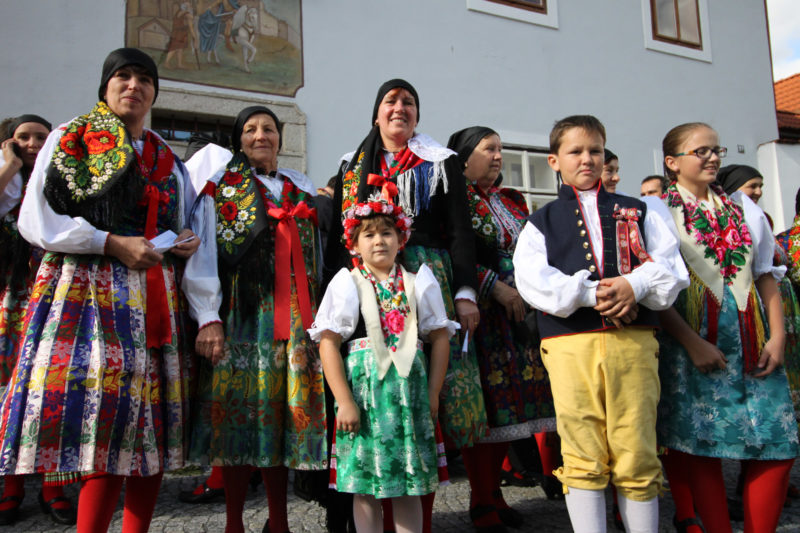 Bierpersreis Tsjechië - Klenci - Chodsko folklore