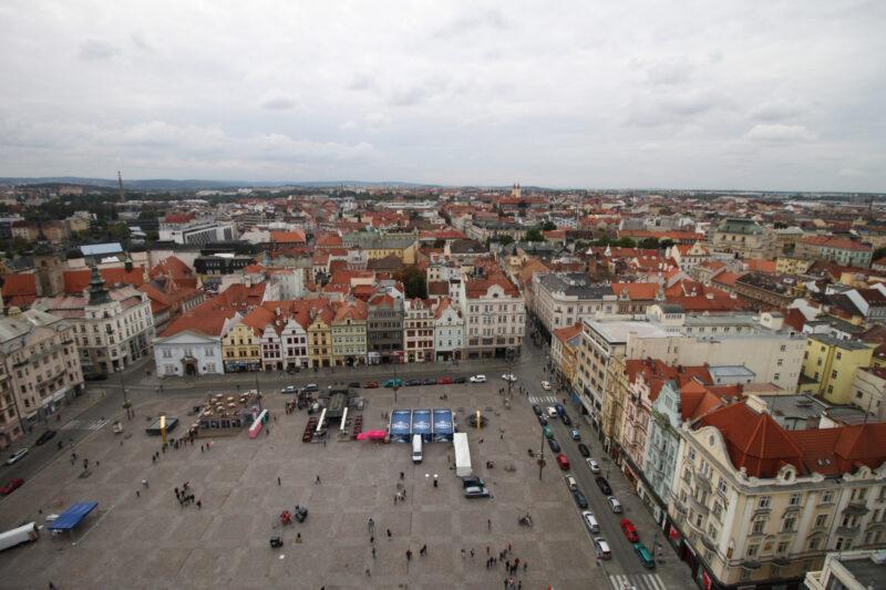 Bierpersreis Tsjechië - Pilsen