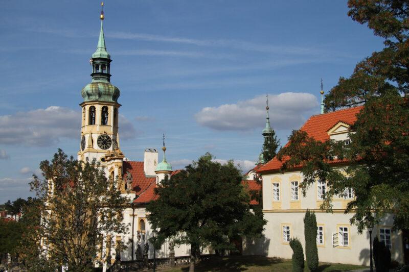 Bierpersreis Tsjechië - Praag - Loreta