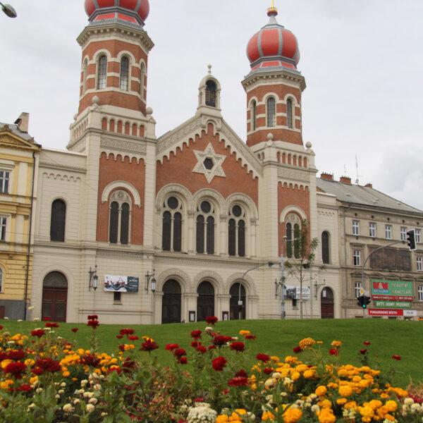 Grote Synagoge - Pilsen - Tsjechië