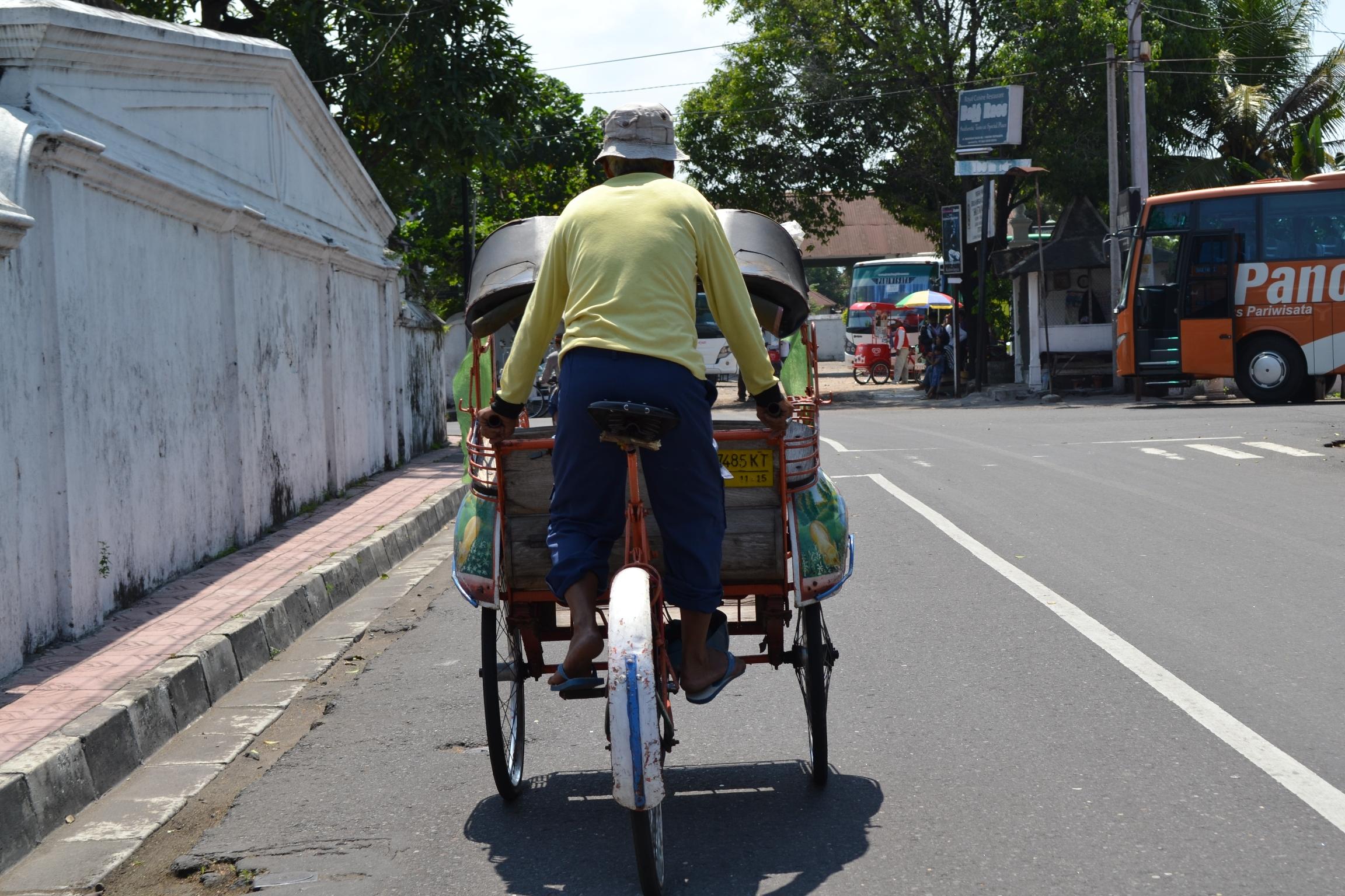 Lombok - Fiets