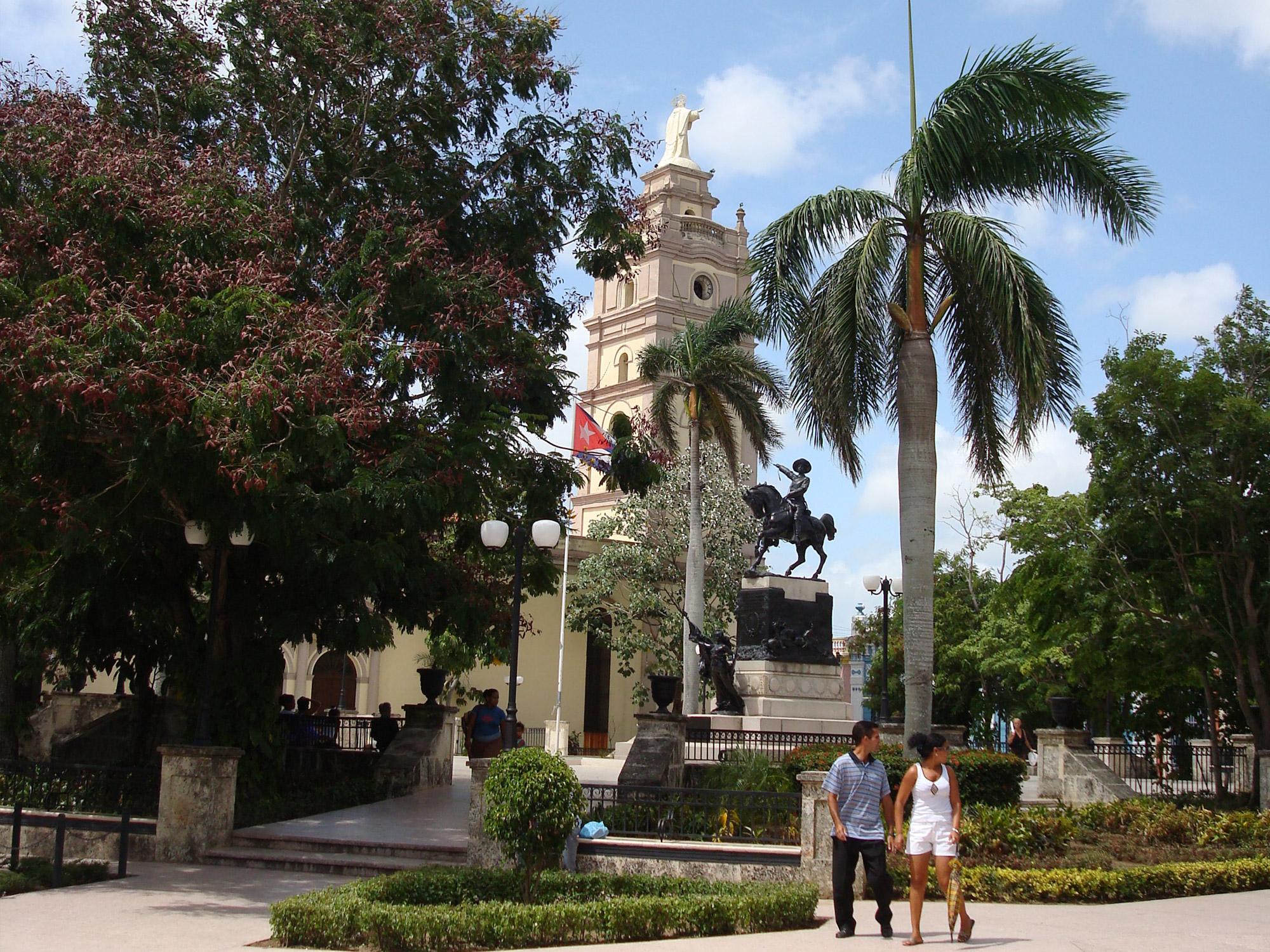Must sees Cuba - Camagüey - Parque Ignacio