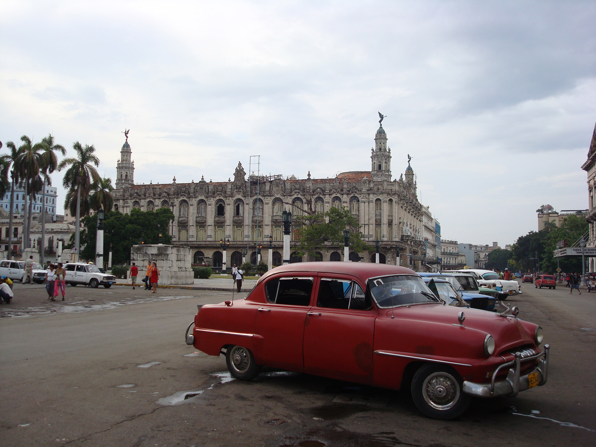 Must sees Cuba - Havana - Capitolio
