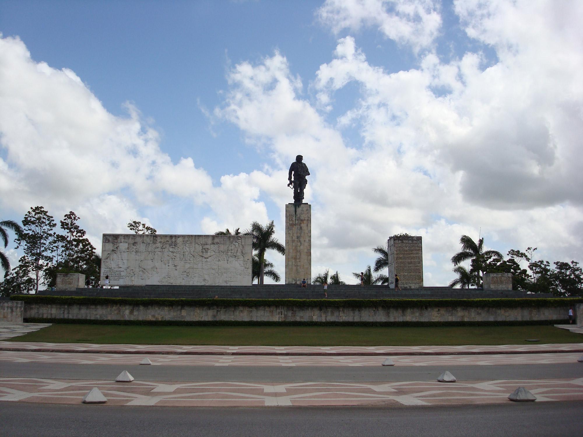 Must sees Cuba - Santa Clara - Monument Comandante Ernesto Che Guevara