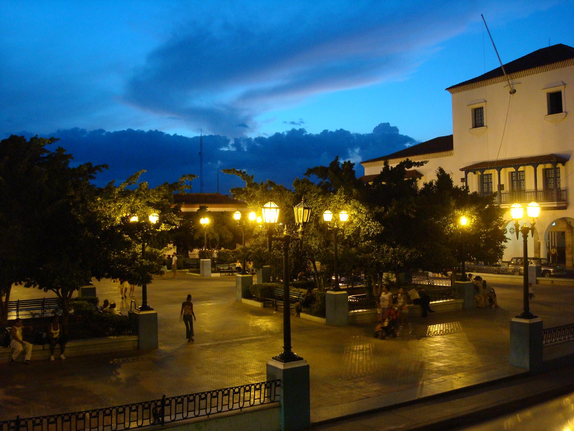Must sees Cuba - Santiago de Cuba - Parque Cespedes