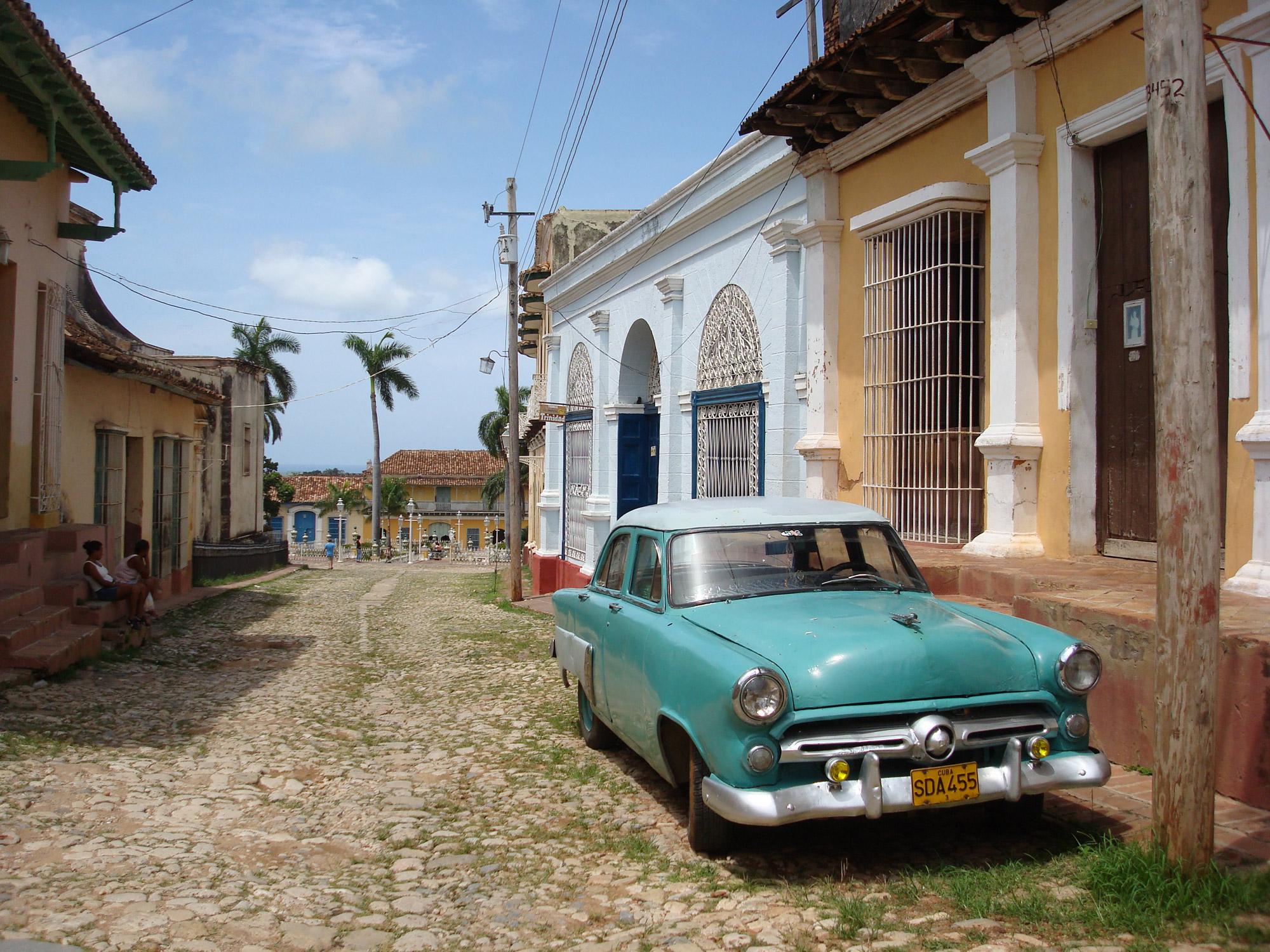 Must sees Cuba - Trinidad