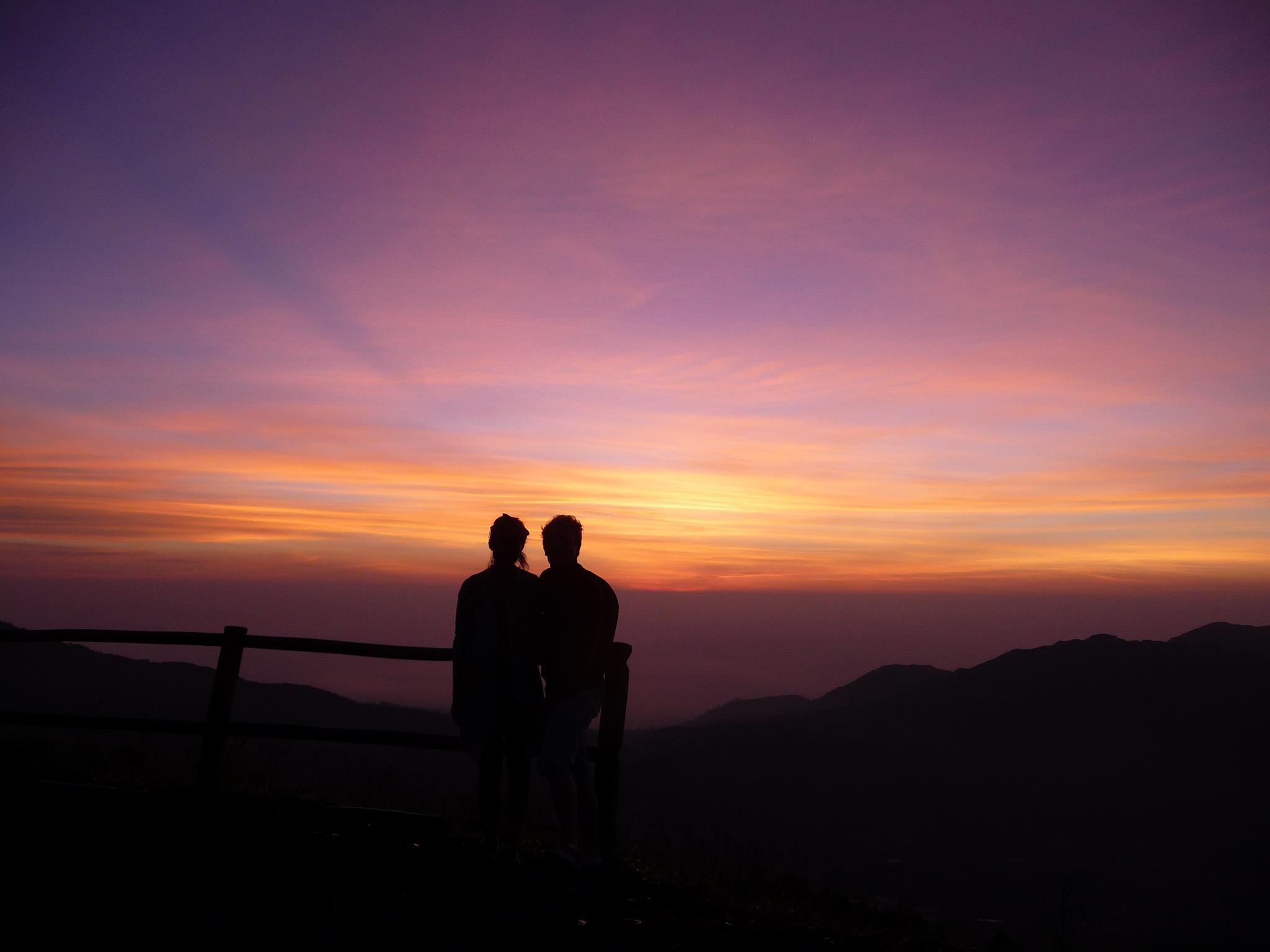 Sengigi Lombok - Zonsondergang