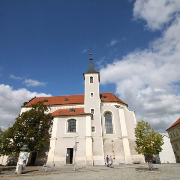 Augustijnenklooster - Domažlice - Tsjechië