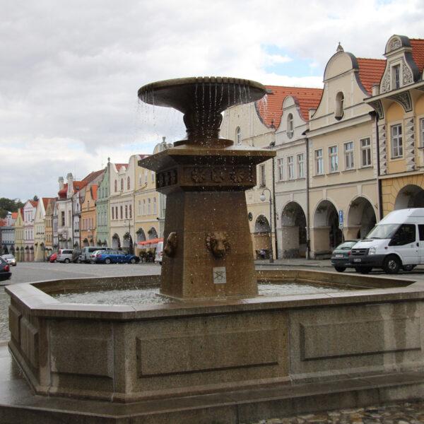 Fontein - Domažlice - Tsjechië