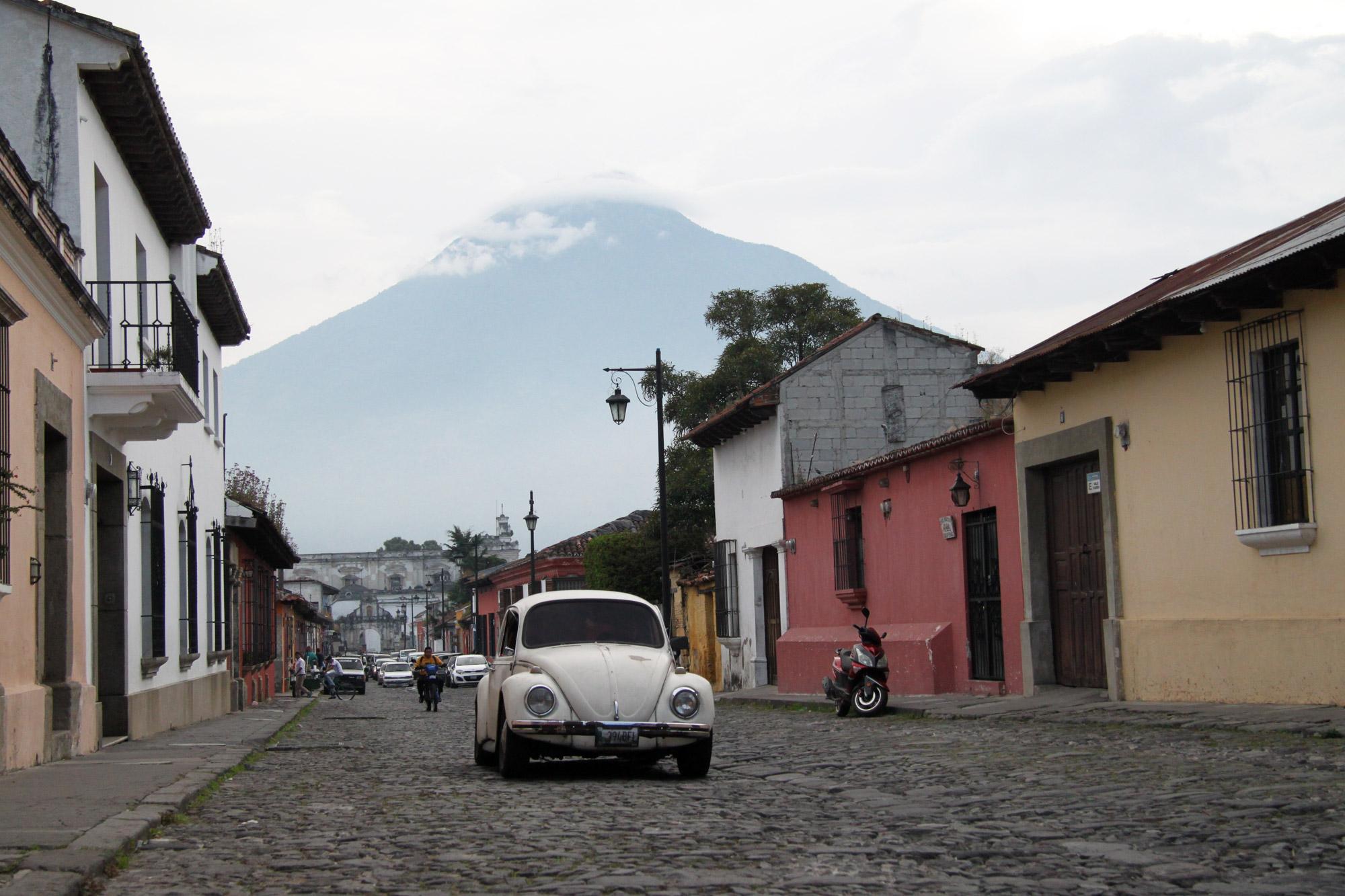 Guatemala 2015 - dag 12 - Voor even terug in Antigua