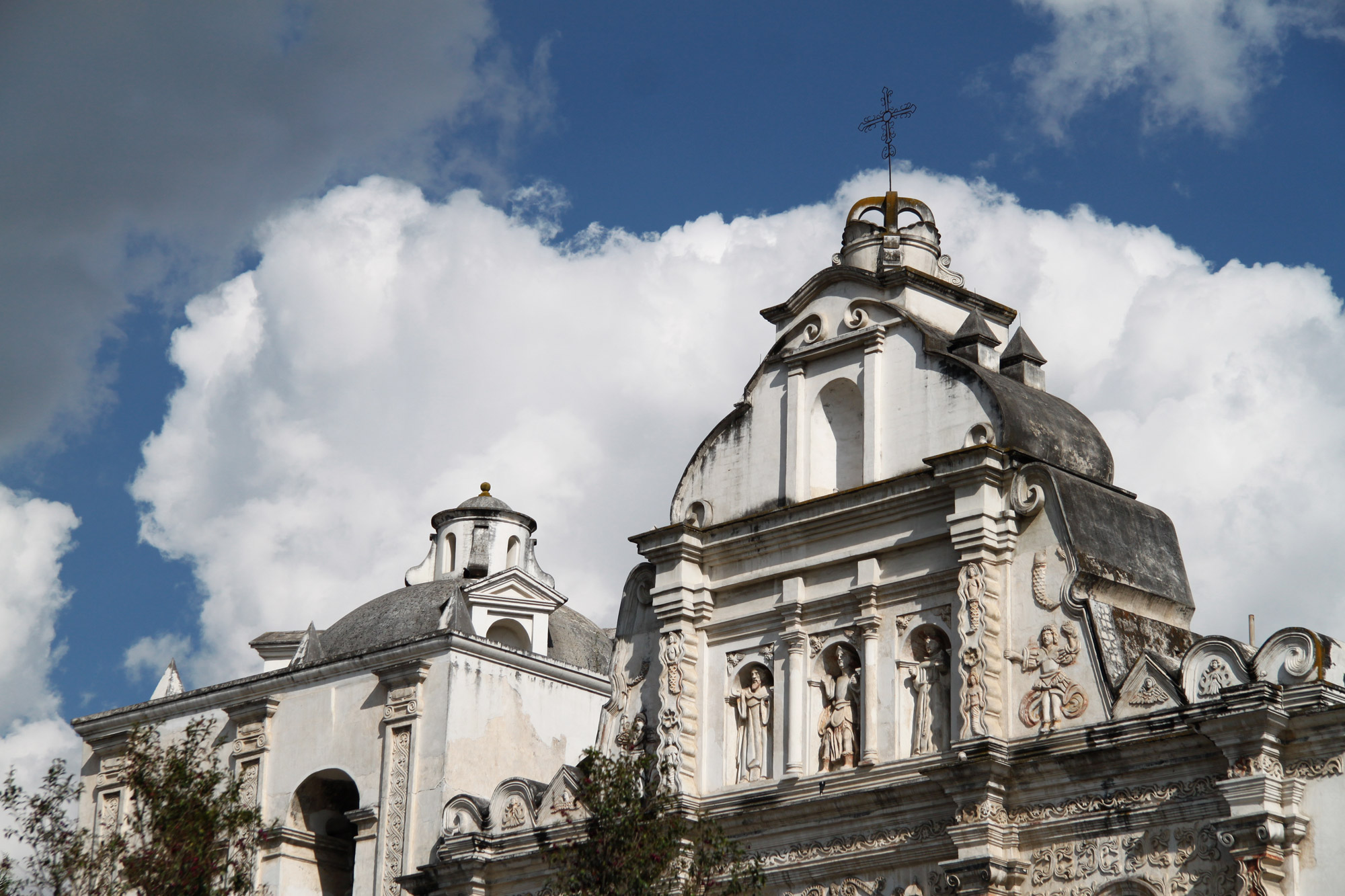 Guatemala 2015 - dag 12 - Catedral del Espiritu Santo de Quetzaltenango
