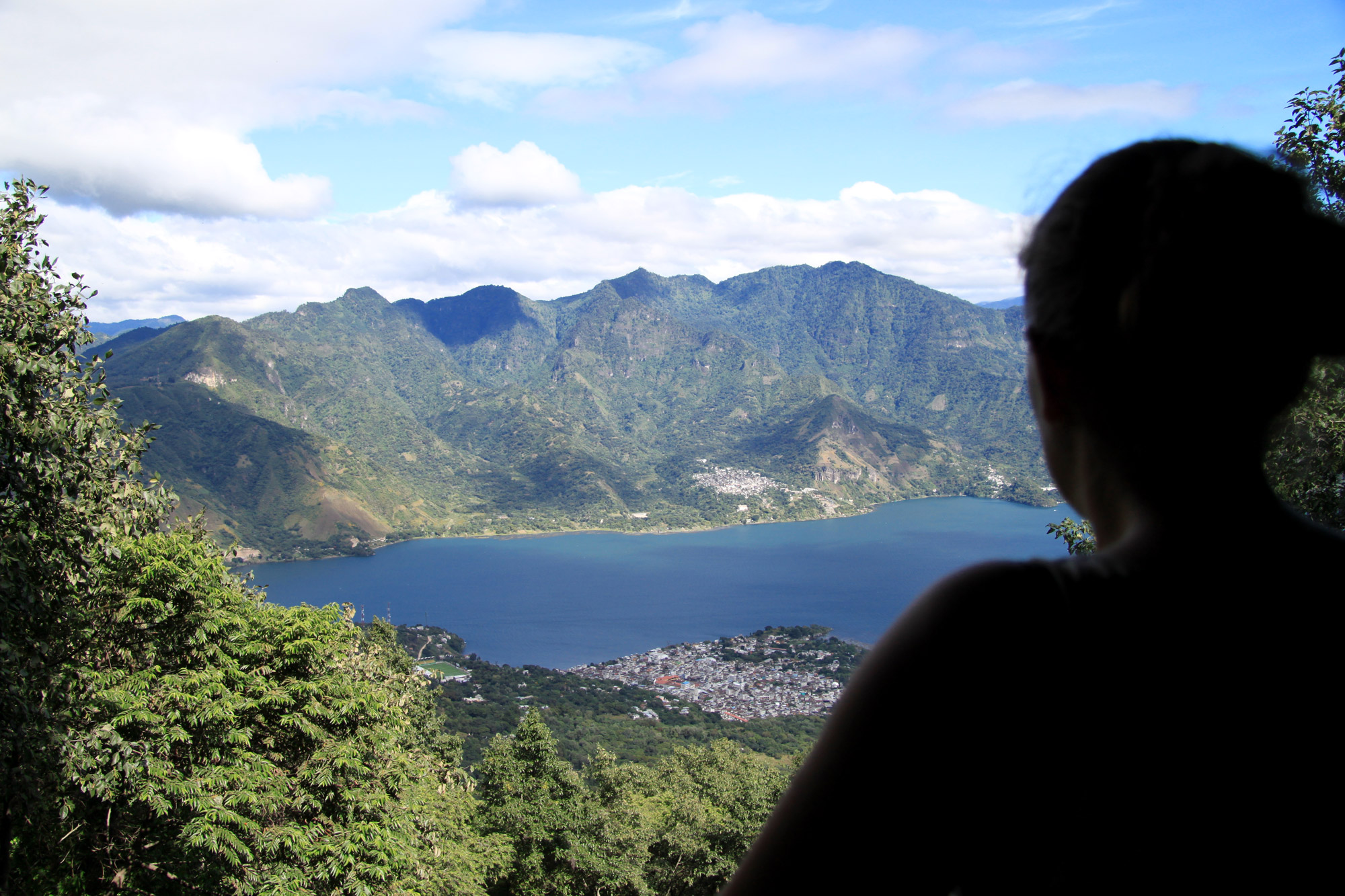 Guatemala 2015 - dag 18 - Een blik op San Pedro la Laguna