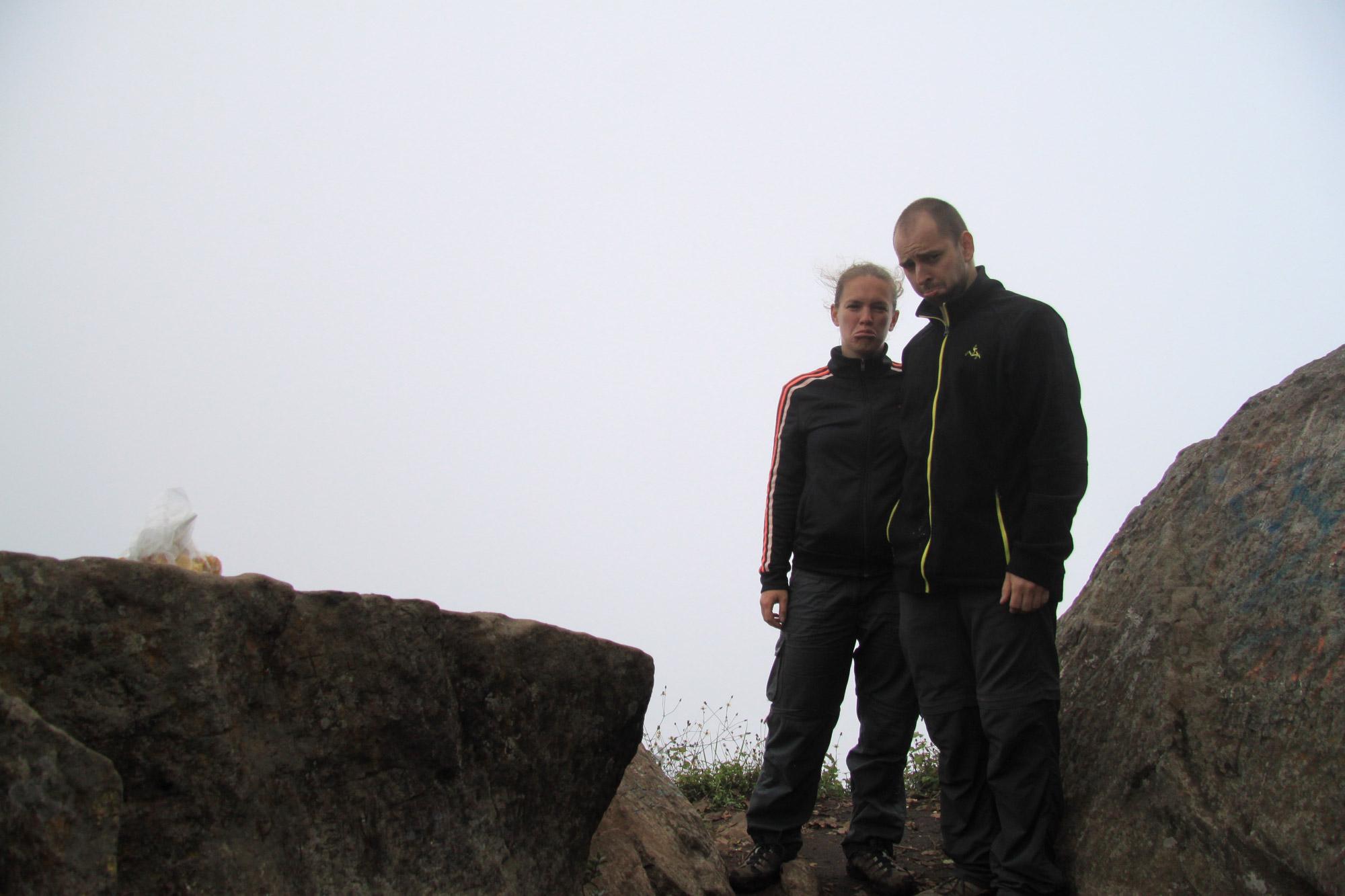Guatemala 2015 - dag 18 - Op de top van Volcán San Pedro