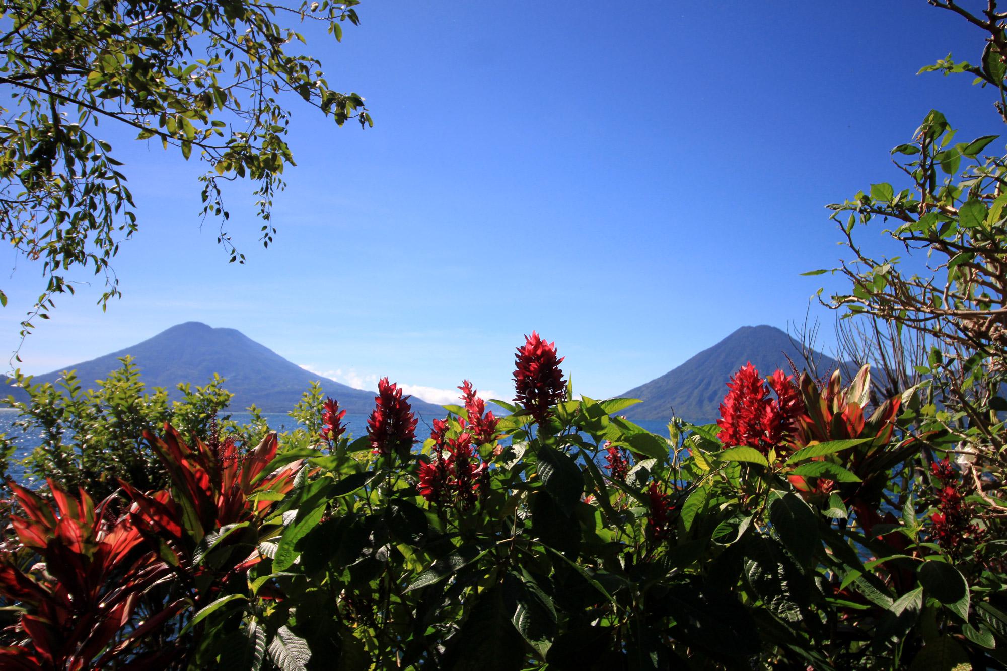 Guatemala 2015 - dag 20 - Nog even genieten rondom het Lake Atitlan