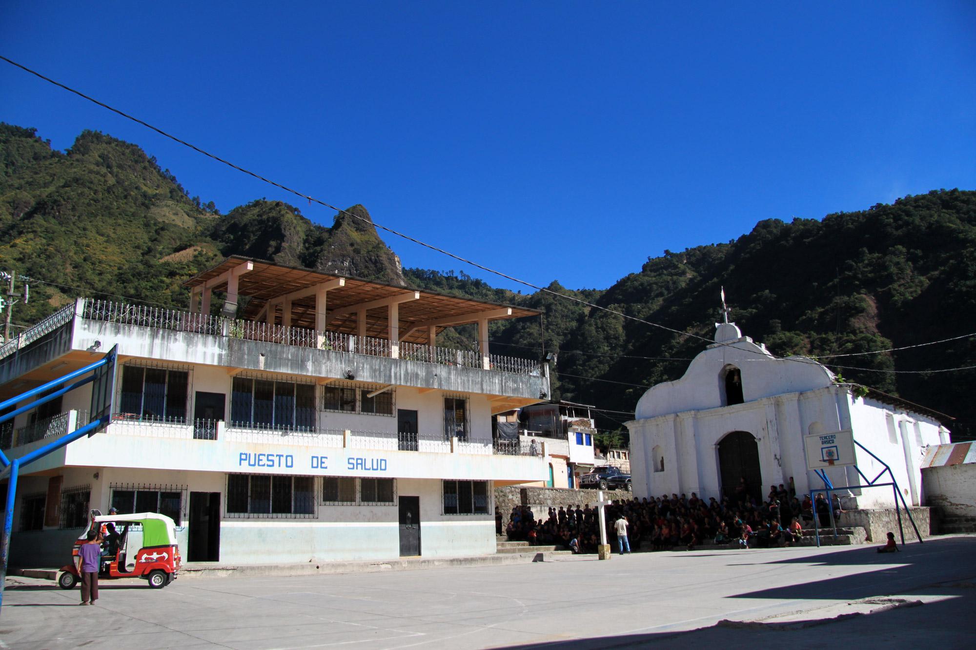 Guatemala 2015 - dag 20 - Het slaperige dorpje Santa Cruz la Laguna