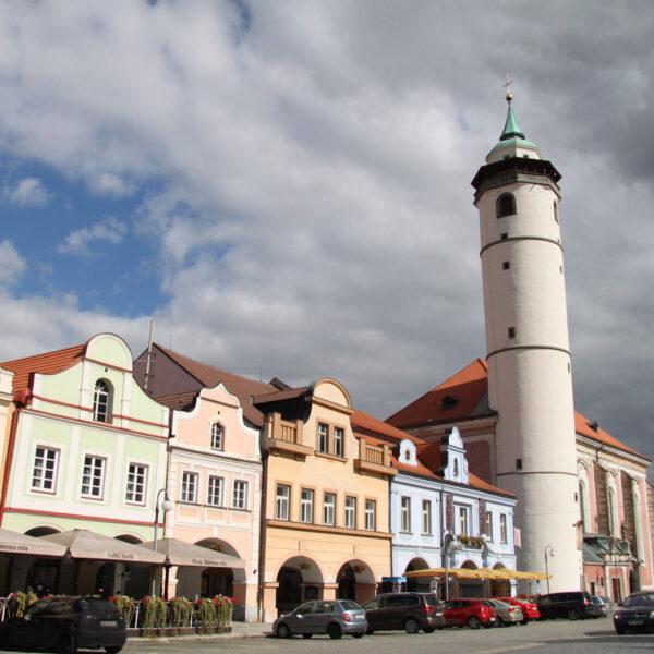 Toren van Domažlice - Domažlice - Tsjechië