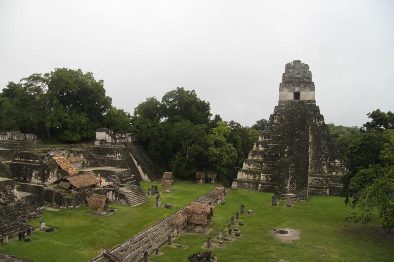 Mijn reizen in 2015: Guatemala