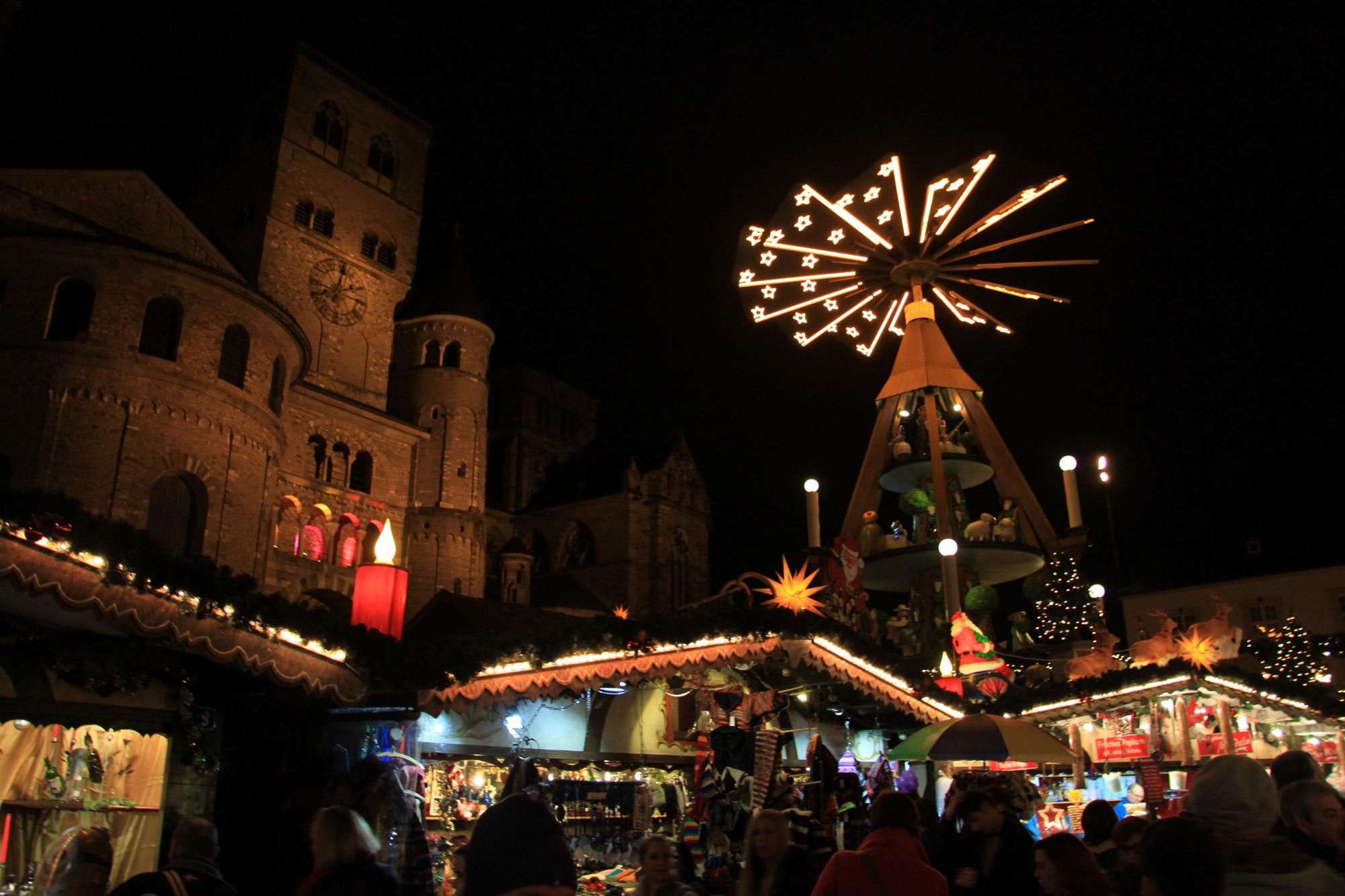Mijn reizen in 2015: Kerstmarkt van Trier
