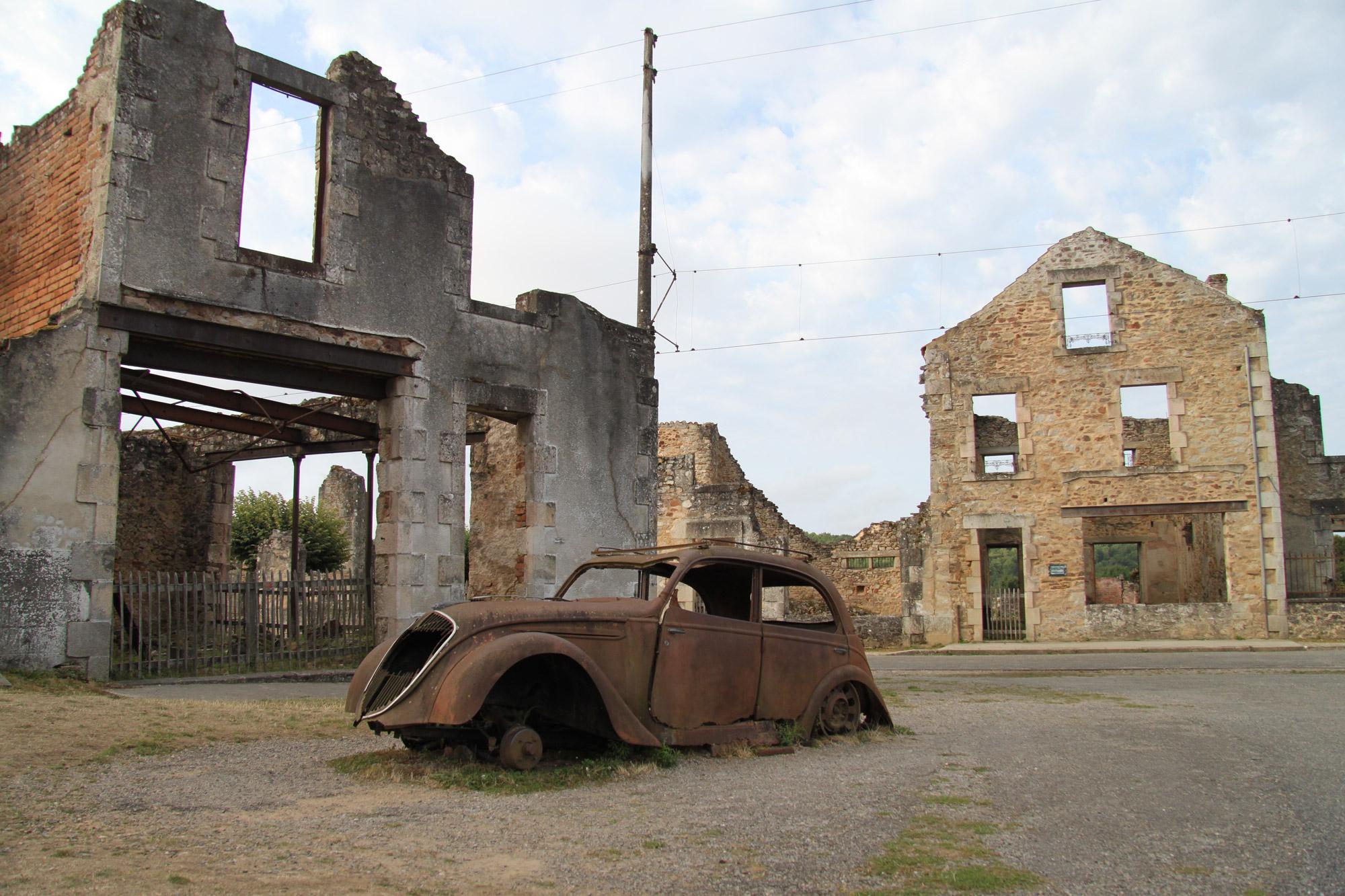 Mijn reizen in 2015: Klussen in Frankrijk