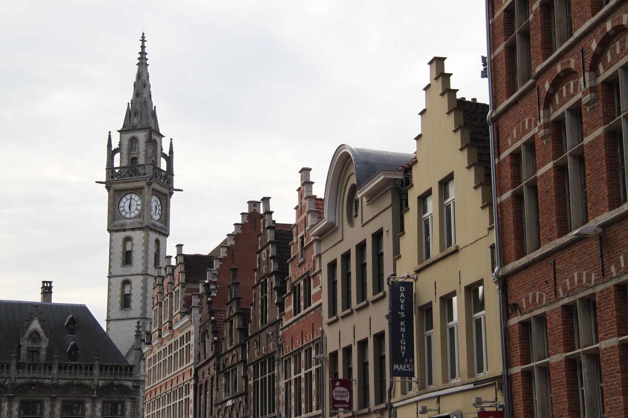 Mijn reizen in 2015: Mannenweekend in Gent