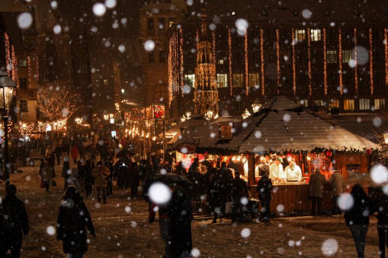 Op mijn wishlist: Kerstmarkt van Nürnberg