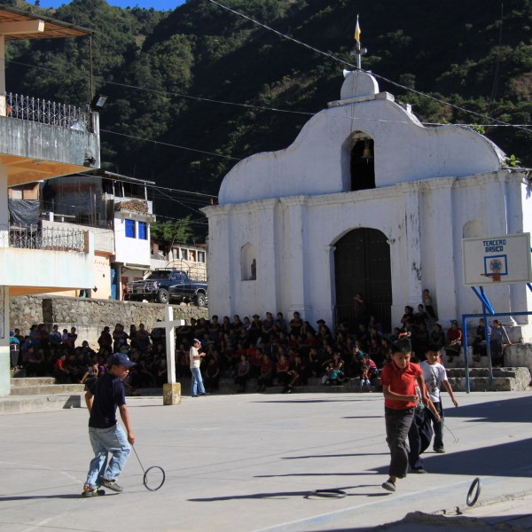 Santa Cruz La Laguna - Guatemala