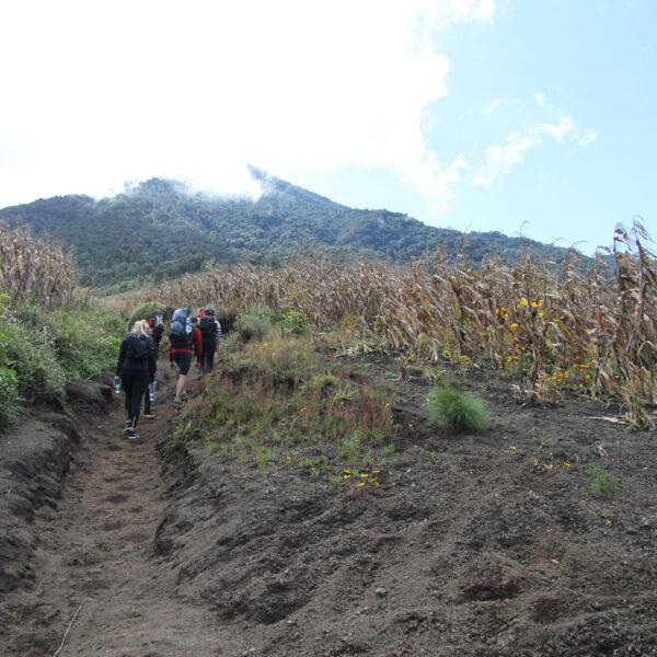 Volcán Acatenango - Guatemala