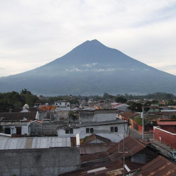 Volcán de Agua - Guatemala