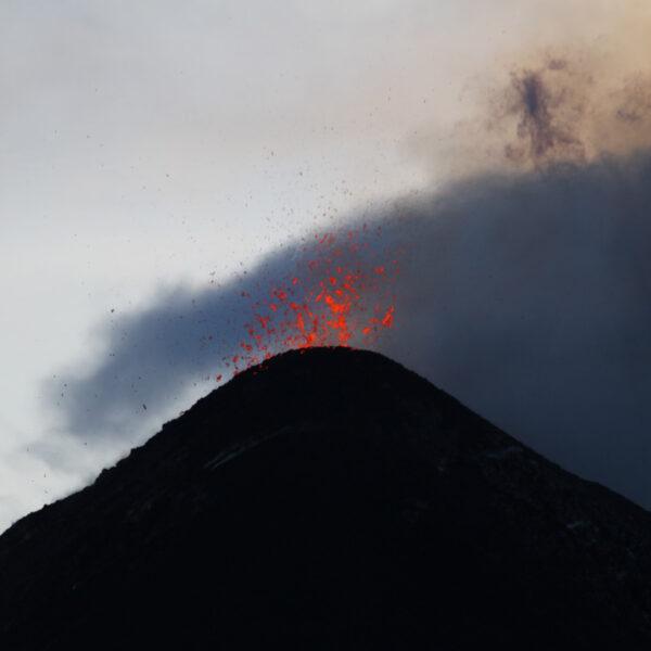 Volcan de Fuego - Guatemala